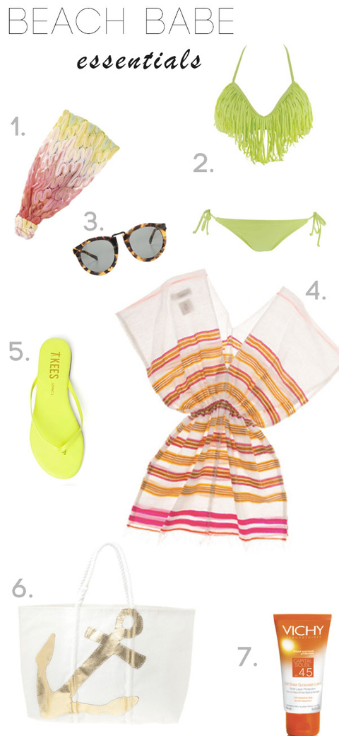 beach-babe-essentials