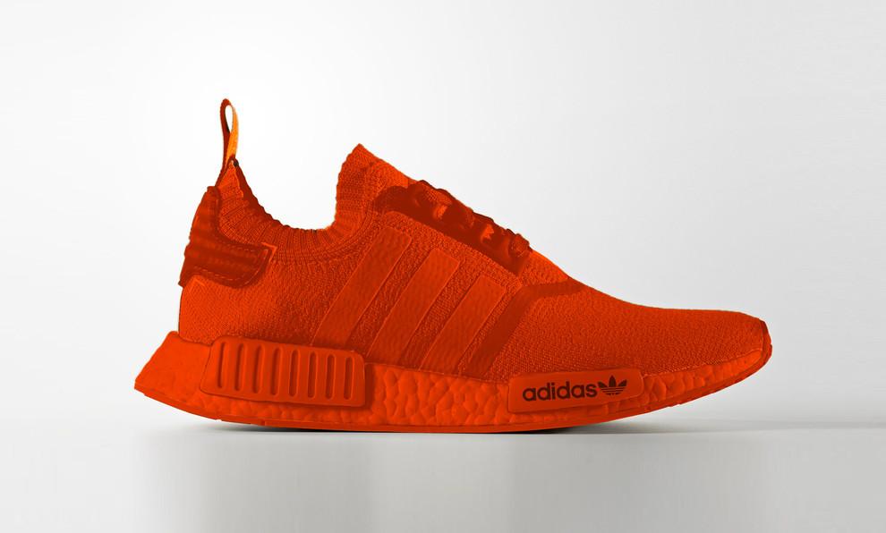 Adidas NMD R1 Triple Red