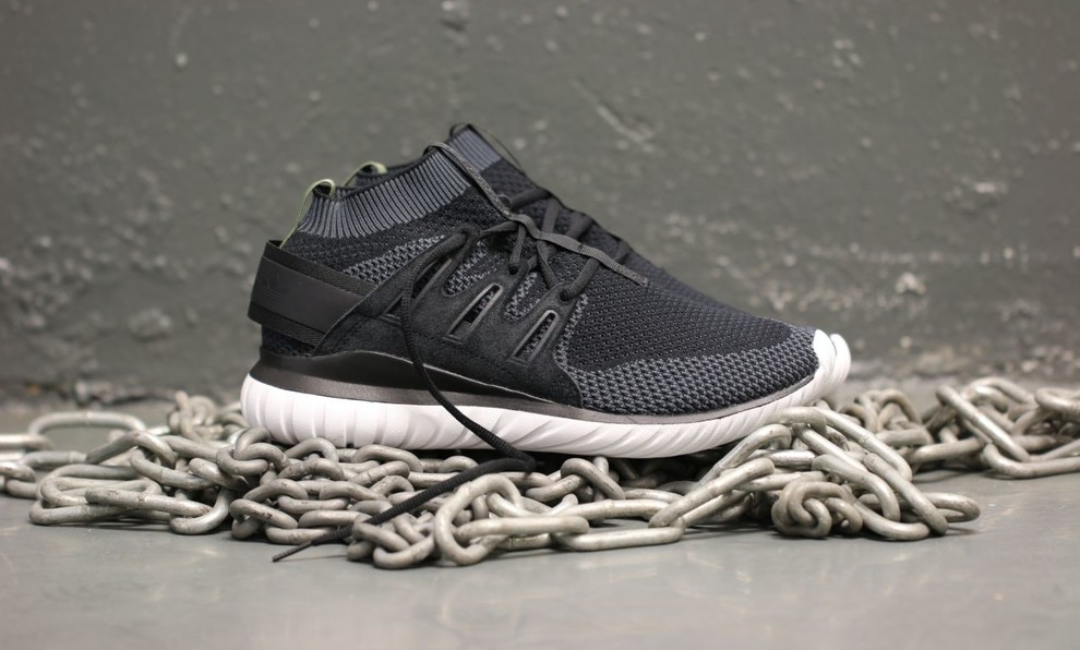 Adidas Tubular Nova PK Black Grey