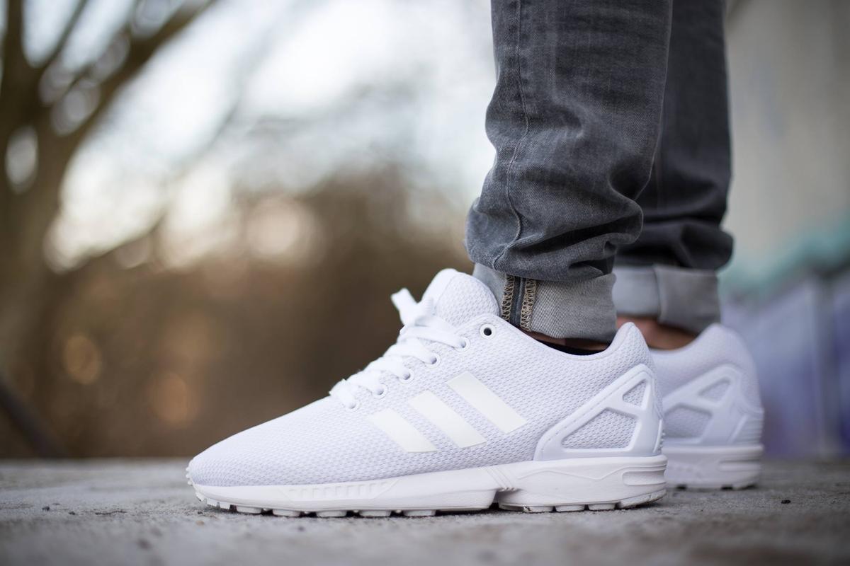 Adidas ZX Flux Off White