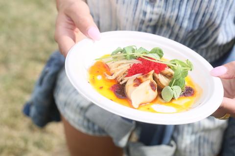 Pork and Shrimp Dumplings From The Drake