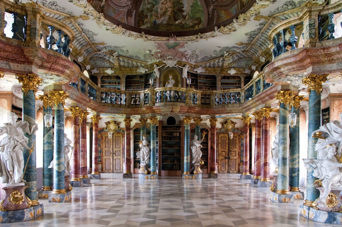 wiblingen-monastery-library-germany