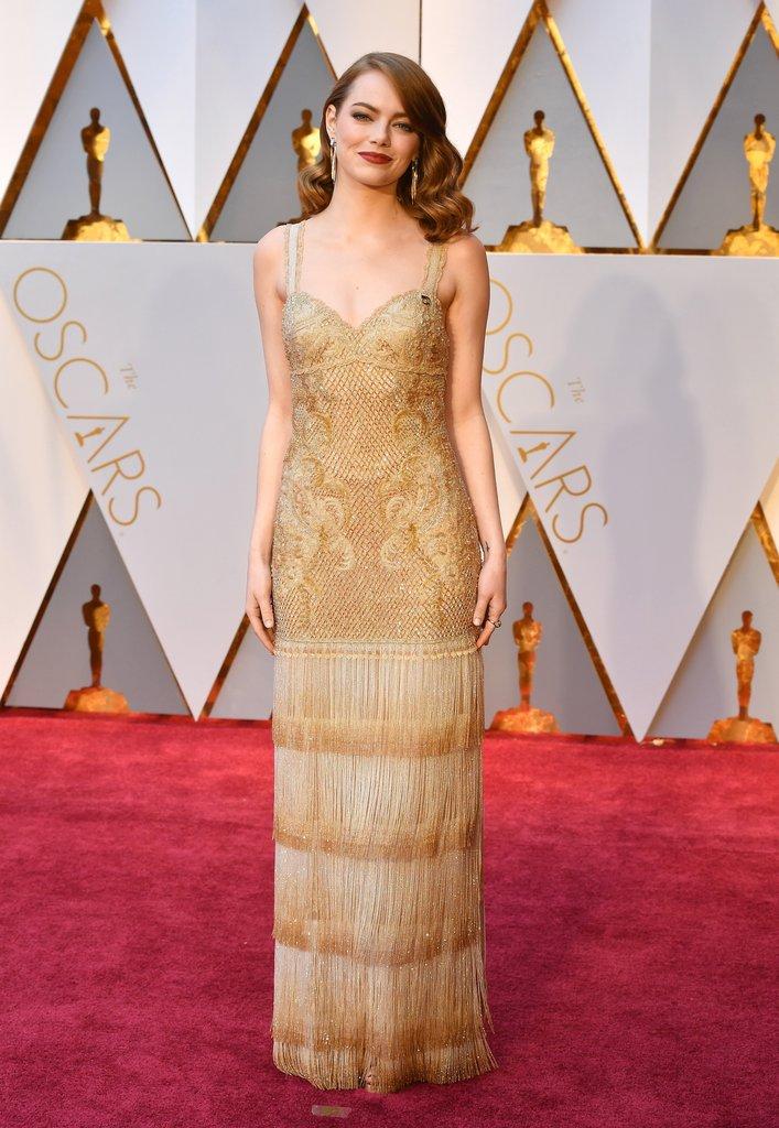 Emma Stone - Givenchy