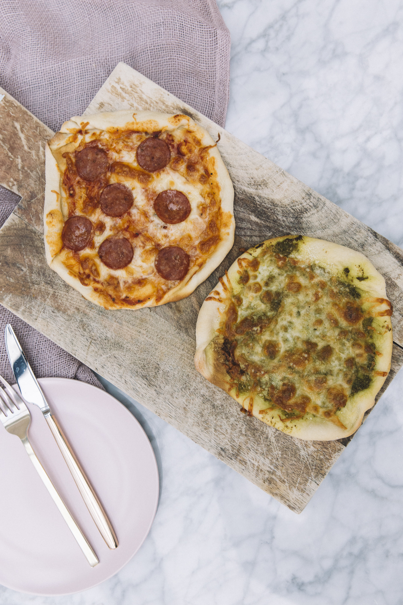 This National Pizza Day, Make Your Own!